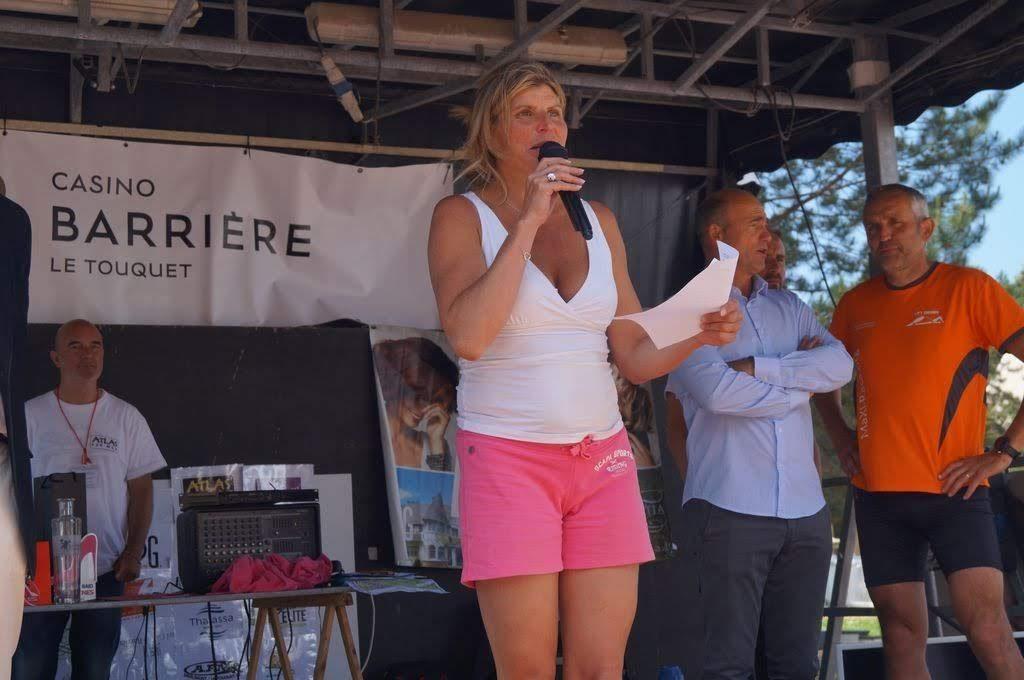 Karine Baillet discours